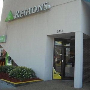 Regions Bank Gentilly in New Orleans