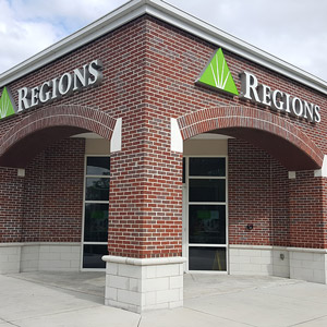 Regions Bank Mlk Houma in Houma