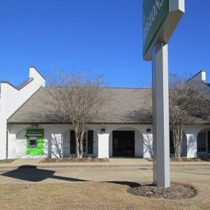 Zachary Full Service Bank Branch