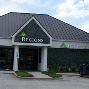 Regions Bank Oneal in Baton Rouge