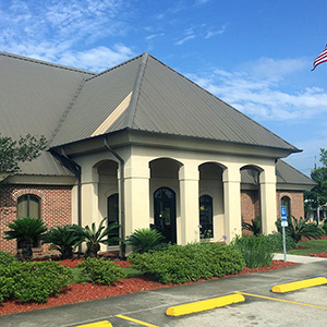 Prairieville Full Service Bank Branch