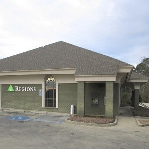 Regions Bank Trenton St in Ruston