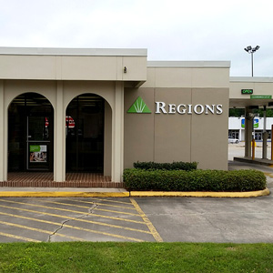 Regions Bank Amite in Amite