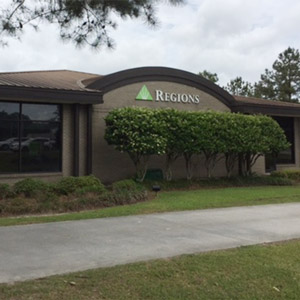 Regions Bank Northpark Covington in Covington