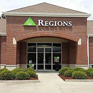 Regions Bank Covington West in Covington