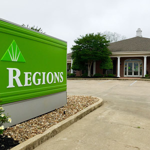 Regions Bank West Monroe Cypress en West Monroe