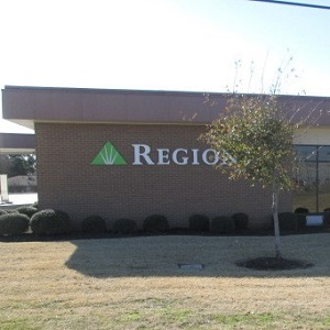 Regions Bank North Market in Shreveport
