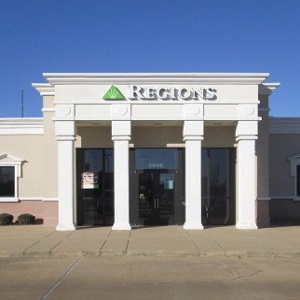 Regions Bank Pierre Bossier en Bossier City