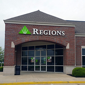 Regions Bank North Bossier in Bossier City