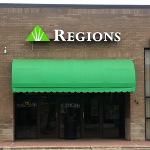 Regions Bank Springhill La in Springhill