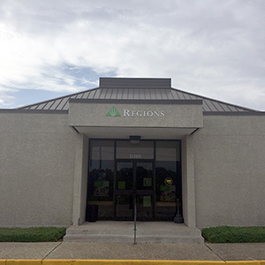 Regions Bank Monticello Greenwell Springs in Baton Rouge