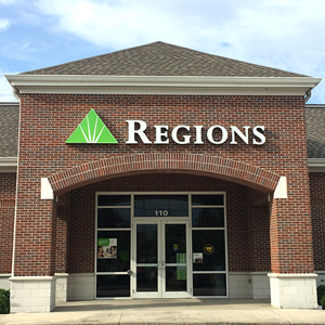 Regions Bank Laplace en Laplace