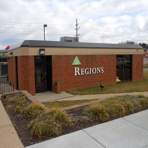 Regions Bank Bridgeton Depaul in Bridgeton