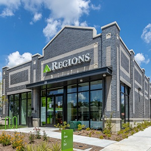 Regions Bank Glendale in St. Louis
