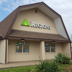 Regions Bank Hampton Mo in St. Louis