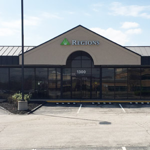 Regions Bank Ellisville in Ellisville