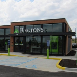 Regions Bank Twin Oaks in Twin Oaks