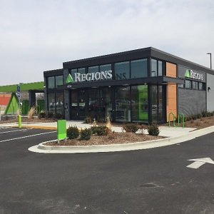 Regions Bank Mid Rivers in St. Peters