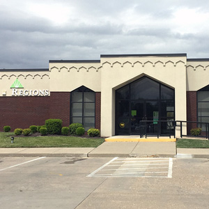 Regions Bank New Madrid in New Madrid