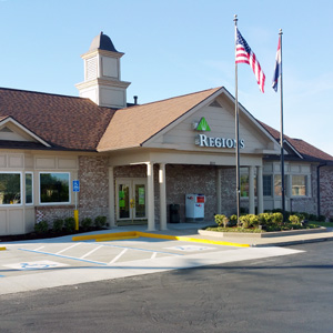 Regions Bank Providence in Columbia