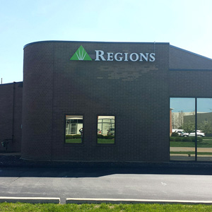 Regions Bank Chesterfield Industrial Blvd in Chesterfield