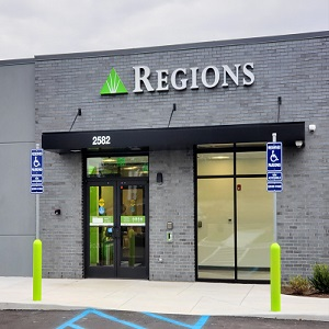 Regions Bank Affton in Affton