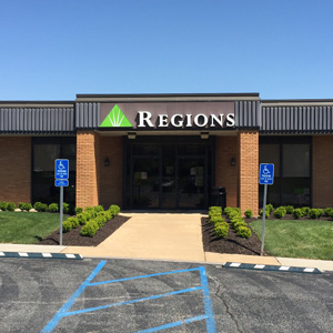 Regions Bank Pralle Lane in St. Charles