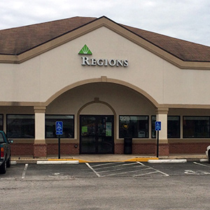 Regions Bank Spencer Rd in St. Peters