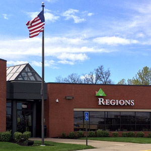 Regions Bank Ofallon Mo en O'fallon