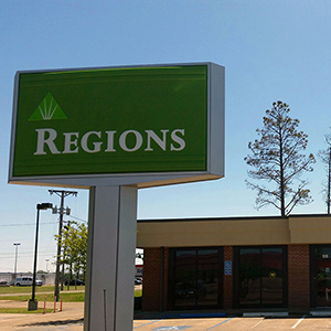 Regions Bank Westside Clarksdale in Clarksdale