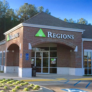 Regions Bank Southwest Jackson en Jackson