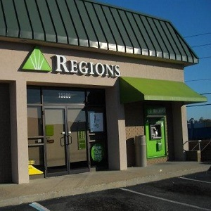 Regions Bank Dedeaux in Gulfport