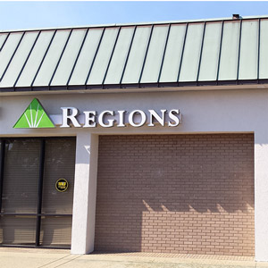 Regions Bank Ocean Springs in Ocean Springs