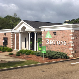Regions Bank Collins  in Collins