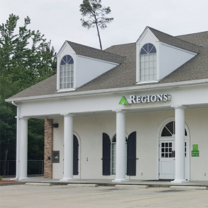 Regions Bank Bay St Louis in Bay St. Louis