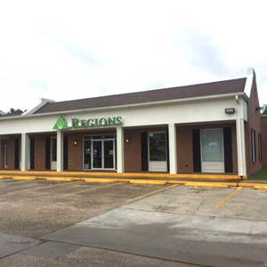 Regions Bank Picayune in Picayune