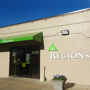 Regions Bank Ashland Center in Ashland