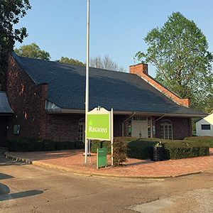 Regions Bank Charleston Ms in Charleston