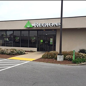 Regions Bank Cleveland Shop City in Cleveland