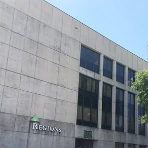 Regions Bank Greenville Main St in Greenville