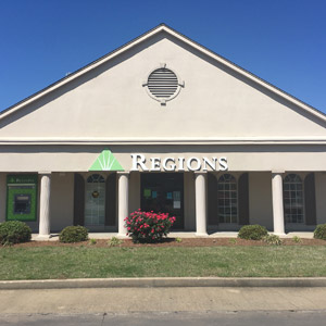 Regions Bank Greenville Sunny in Greenville
