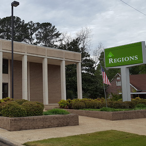 Regions Bank Calhoun City Main in Calhoun City