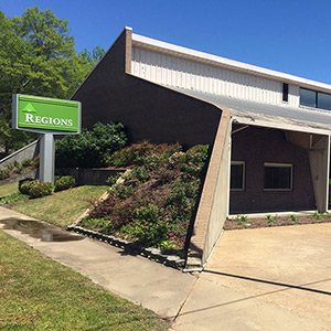 Regions Bank Water Valley in Water Valley