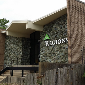 Regions Bank North State in Jackson