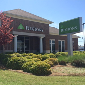 Regions Bank Northeast Jackson in Jackson