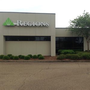 Regions Bank Northpark Mall in Ridgeland