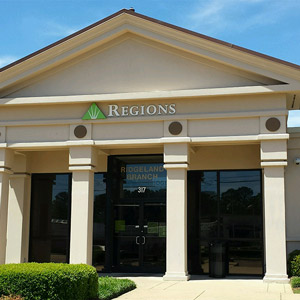 Regions Bank Ridgeland Hwy 51 in Ridgeland
