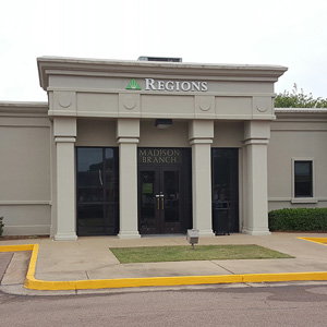 Regions Bank Madison 1050 Hwy 51 in Madison