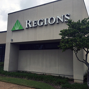 Regions Bank Terry Rd in Jackson
