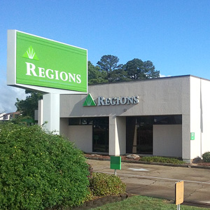 Regions Bank Crossgates in Brandon